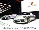 nonthaburi  thailand   march 28 ... | Shutterstock . vector #1057658786