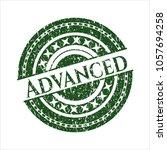 green advanced distress...   Shutterstock .eps vector #1057694258
