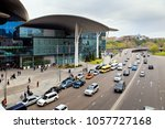 tbilisi  georgia   april  2015  ... | Shutterstock . vector #1057727168