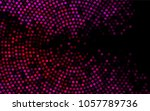 dark purple vector banner with...