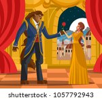 Classic Tale Of Princess And...