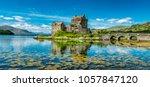 Eilean Donan Castle During A...