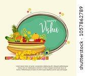 vector illustration of a... | Shutterstock .eps vector #1057862789