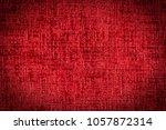 fabric curtain texture. fabric... | Shutterstock . vector #1057872314