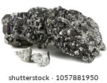 99.7  fine manganese isolated...   Shutterstock . vector #1057881950
