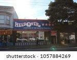 san fransisco  united states of ... | Shutterstock . vector #1057884269