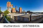 new york city  ny  usa   june 3 ...   Shutterstock . vector #1057888436