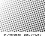 dotted halftone background.... | Shutterstock .eps vector #1057894259