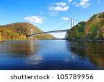 bear mountain with hudson river ... | Shutterstock . vector #105789956