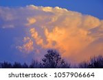 An Anvil Topped Thunderhead...