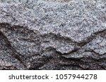 natural stone grey granite... | Shutterstock . vector #1057944278