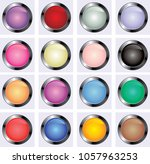 icon illustration button | Shutterstock .eps vector #1057963253