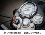 Motorcycle Control Panel With...