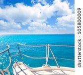Anchor Boat Y Tropical Idyllic...