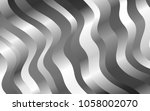 light silver  gray vector... | Shutterstock .eps vector #1058002070