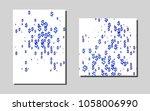 dark bluevector pattern for...