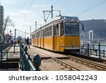 budapest  hungary  march 22... | Shutterstock . vector #1058042243
