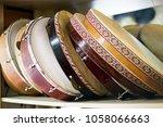 turkish classical music... | Shutterstock . vector #1058066663