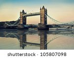 antique london bridge