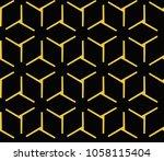 stylish geometric background....   Shutterstock .eps vector #1058115404