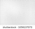 modern clean halftone... | Shutterstock .eps vector #1058137073