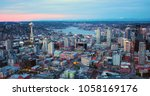 seattle  washington usa   march ... | Shutterstock . vector #1058169176