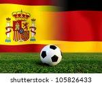 forecast european championship... | Shutterstock . vector #105826433