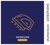iron vector icon illustration