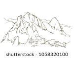 bukhansan national park....