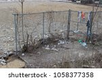 "Small photo of WILLIMANTIC, CT USA MARCH 25 2018"": A newly razed lot behind a local church becomes a haven for the town's transient population."