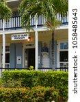 former naval officer's house ... | Shutterstock . vector #1058485643