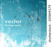 grunge retro vintage paper... | Shutterstock .eps vector #105849179