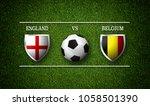 football match schedule ... | Shutterstock . vector #1058501390