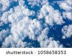 Cloud Top View. Beautiful...