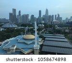 kuala lumpur malaysia march 31... | Shutterstock . vector #1058674898