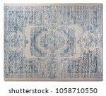 persian rug tribal | Shutterstock . vector #1058710550