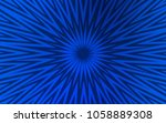 dark blue vector cover with... | Shutterstock .eps vector #1058889308