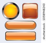 button icon vector | Shutterstock .eps vector #1058948243