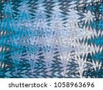 psychedelic style background ... | Shutterstock . vector #1058963696