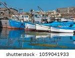 sozopol  bulgaria   august 24 ... | Shutterstock . vector #1059041933