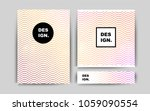 light multicolor vector layout...
