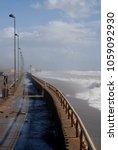sea landscape in salerno  south ... | Shutterstock . vector #1059092930