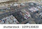 aerial photo of dover harbor... | Shutterstock . vector #1059130820
