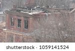 abandoned building after a fire ... | Shutterstock . vector #1059141524
