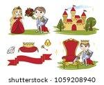 Fairy Clip Arts Little Queen...