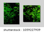 light greenvector banner for...