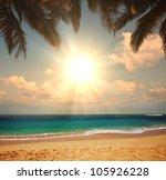 Tropical Beach - Fine Art prints