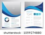 template vector design for... | Shutterstock .eps vector #1059274880