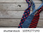set of stylish men accessories  ... | Shutterstock . vector #1059277193