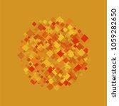 rhombus backdrop minimal... | Shutterstock .eps vector #1059282650